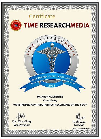 Times Media award for Best Research based NGO